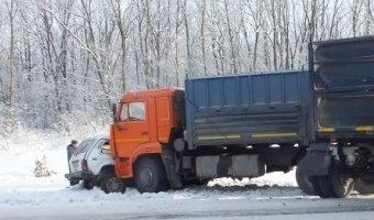 В Семилукском районе в ДТП погибли два человека