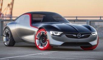 Концепт Opel GT не пойдет в серию
