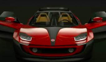 В Сети появилась видеозапись концепта Fiat XXX