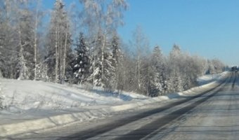 Шесть человек, в том числе один ребёнок, пострадали в ДТП на трассе Петербург-Псков, один человек погиб