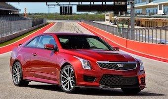 Cadillac готовит новый компактный спортивный седан