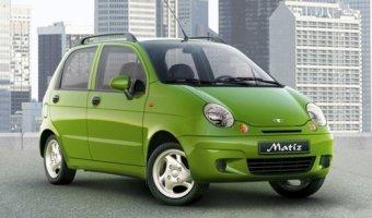 Daewoo и Lifan продают самые дешевые авто в России