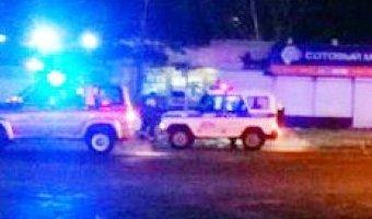На Камчатке полицейский на служебной машине сбил двух женщин