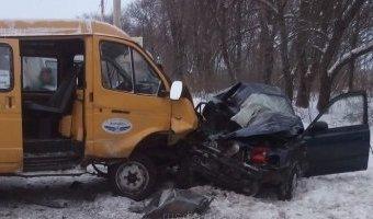 В Шахтах погиб водитель Hyundai