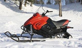 В Кузбассе погиб водитель снегохода