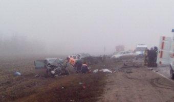 Один человек погиб в ДТП на трассе Батайск - Ставрополь