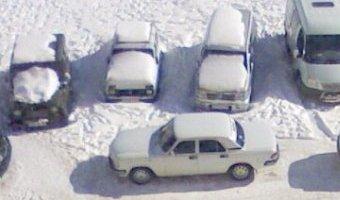 В Петербурге пройдет акция против парковки на газонах