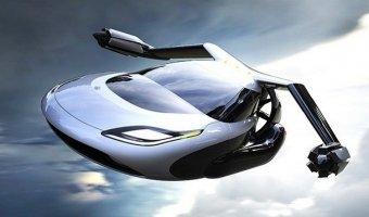 Первый летающий автомобиль соберут к 2018 году