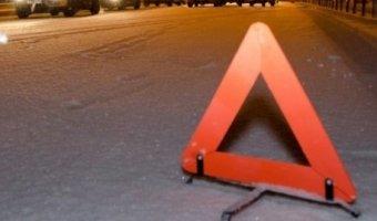 В массовой аварии в Чебоксарах пострадали семь человек