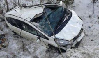 В Газимурском Заводе по вине пьяного водителя погиб пассажир Хонды