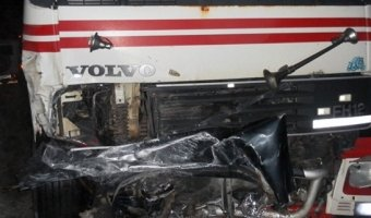 На трассе «Кола» погибли четыре человека