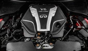 Infiniti готовится к производству нового двигателя V6 twin-turbo