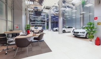«АВТОРУСЬ» открывает свой первый дилерский центр ŠKODA в Москве