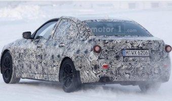 """Новая """"тройка"""" от BMW проходит тесты на дорогах - премьера ожидается на Франкфуртском автосалоне 2017"""
