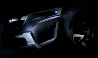 Subaru в марте покажет концепт XV Concept