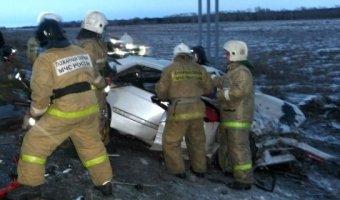 Два человека погибли в ДТП в Хакасии