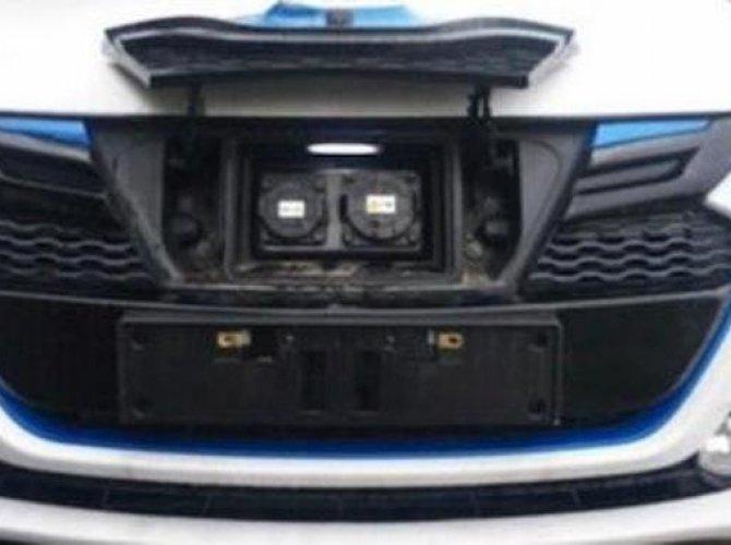 В Китае готовится к выходу новый электрокар BYD Qin EV300 (1).jpg