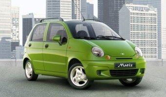 Обновленный Matiz получит автоматическую КПП и подушки безопасности