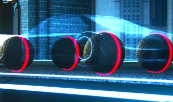 Goodyear представили концепт сферической шины