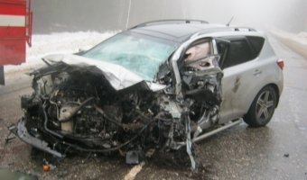 В ДТП на трассе «Иваново — Родники» погиб человек