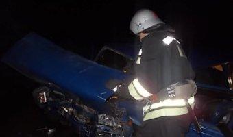 Два человека погибли в ДТП на трассе «Тула – Новомосковск»