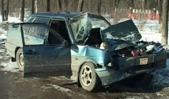 В тройном ДТП с автобусом в Соколе пострадала девушка