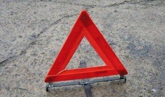 В Белореченском районе произошла смертельная авария с участием полицейского