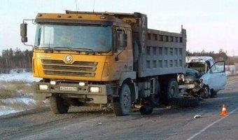 В Якутии два арестанта погибли в ДТП после побега
