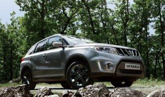 «АВТОРУСЬ» начала продажи Suzuki Vitara S