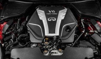 Infiniti начали производство нового битурбированного двигателя