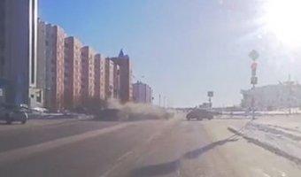 В Новом Уренгое подросток устроил смертельное ДТП на угнанном BMW
