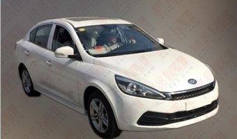 FAW покажет в Пекине новый компактный седан Junpai A50