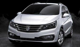 Baojun и GM создали бюджетный хэтчбек