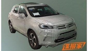 Dongfeng готовит новый кроссовер AX5