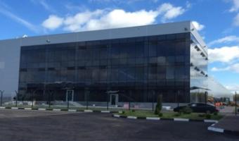 Volkswagen открыл огромный склад запчастей в подмосковном Чехове