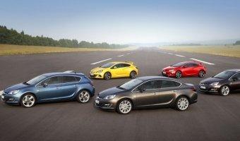 Яркая весна с Opel и ГК «АВТОРУСЬ»