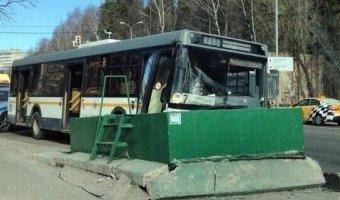 В Зеленограде в ДТП с автобусом пострадали три человека