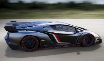 Второе за месяц уникальное спорткупе Lamborghini Veneno выставлено на продажу