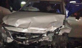 В Ростове пьяного водителя на месте смертельного ДТП даже не смогли разбудить