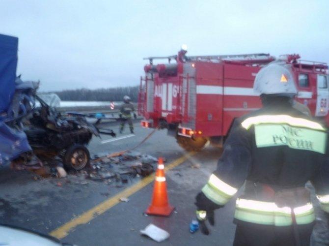 В ДТП в Богородицком районе погиб пассажир «ГАЗели» (2).jpg
