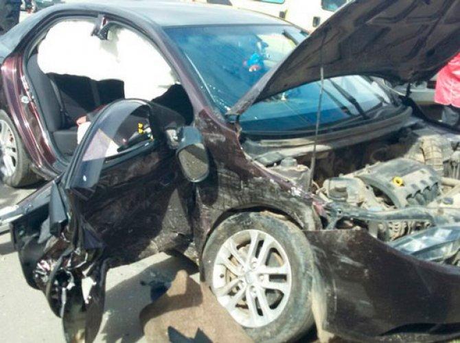 В Ижевске в ДТП пострадали четыре человека, включая двух детей (4).jpg