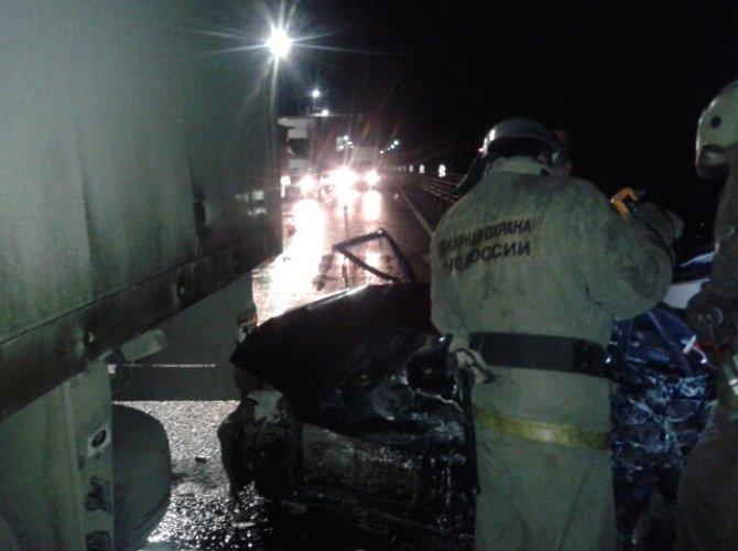 На М-7 в ДТП с грузовиком погиб водитель ВАЗа (1).jpg