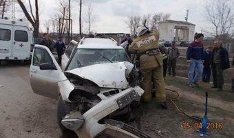 В ДТП в Киреевске погиб полицейский