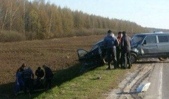 В Арском районе Татарстана погиб 20-летний пассажир «Лады»