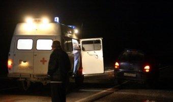 В ДТП в Ломоносовском районе пострадали пять человек