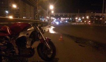 В Череповце в ДТП с мотоциклом 17-летняя девушка осталась без ноги
