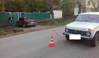 В Пятигорске автомобиль сбил 8-летнего мальчика
