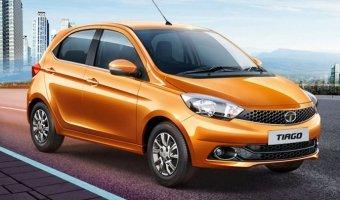 В Индии начались продажи бюджетного хэтчбека Tata Tiago