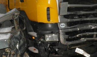 В ДТП с тремя автомобилями под Калугой погиб человек