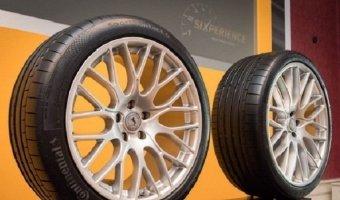Continental представляют шины SportContact 6